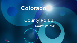 CO - County Rd 62 - Guanella Pass - Feature Image
