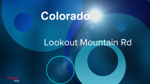 CO - Lookout Mtn Rd - Feature Image