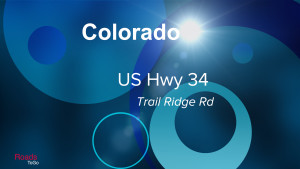 CO - US 34 - Trail Ridge Rd - Feature Image
