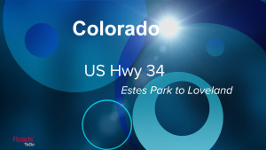 CO - US Hwy 34 - Estes Park to Loveland - Feature Image
