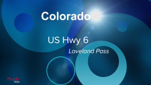 CO - US Hwy 6 - Loveland Pass - Feature Image