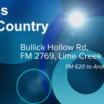 TX HC - Bullick Hollow Rd, FM 2769, Lime Creek Rd - Feature Image