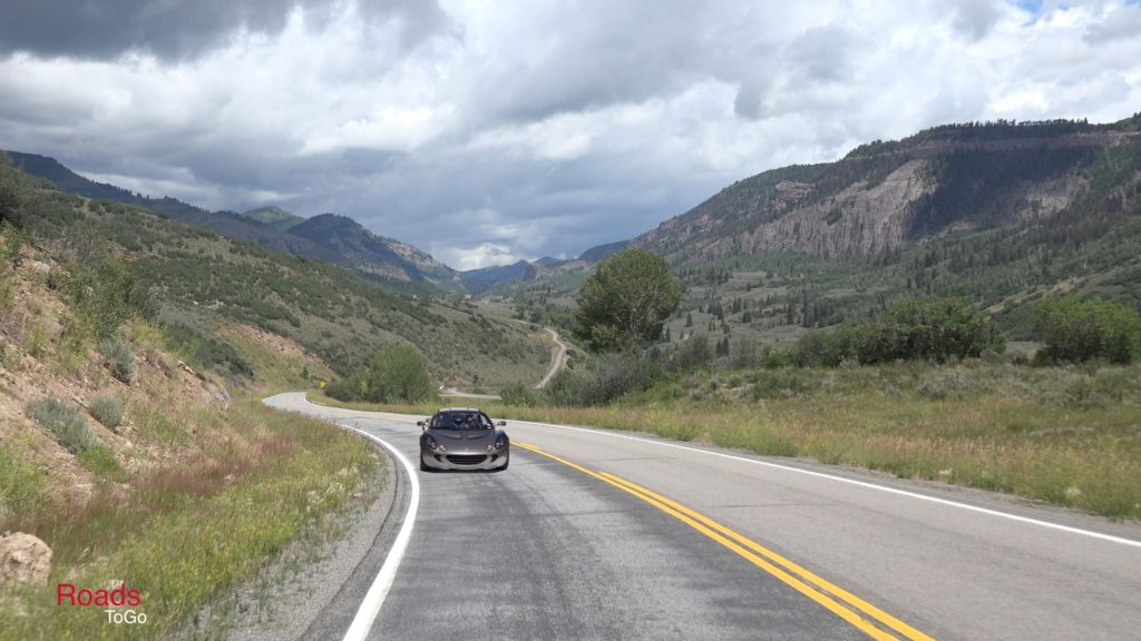 Best Driving Roads and Best Motorcycle Roads with Lotus Elise