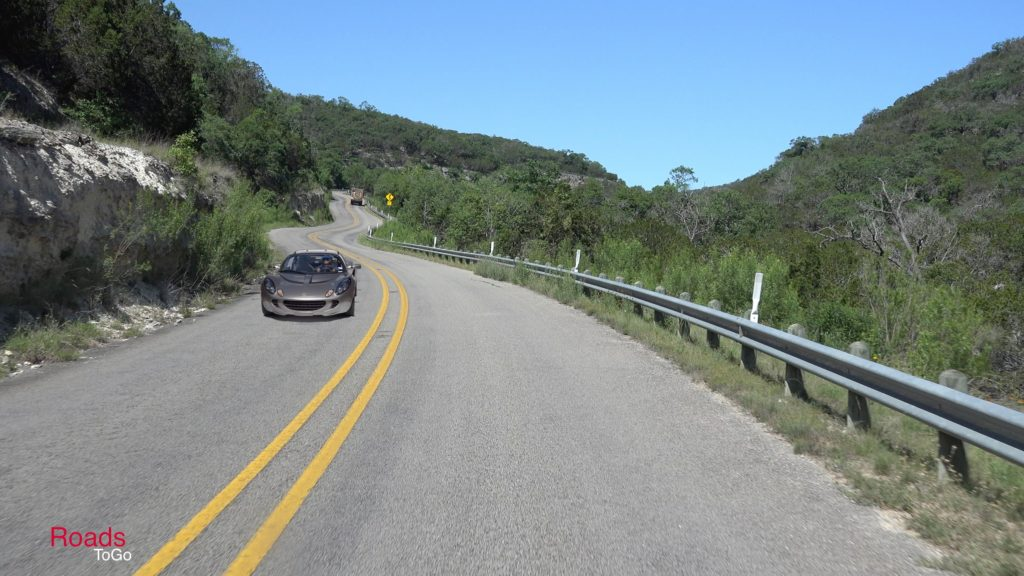 Best Driving Roads and Best Motorcycle Roads in Texas