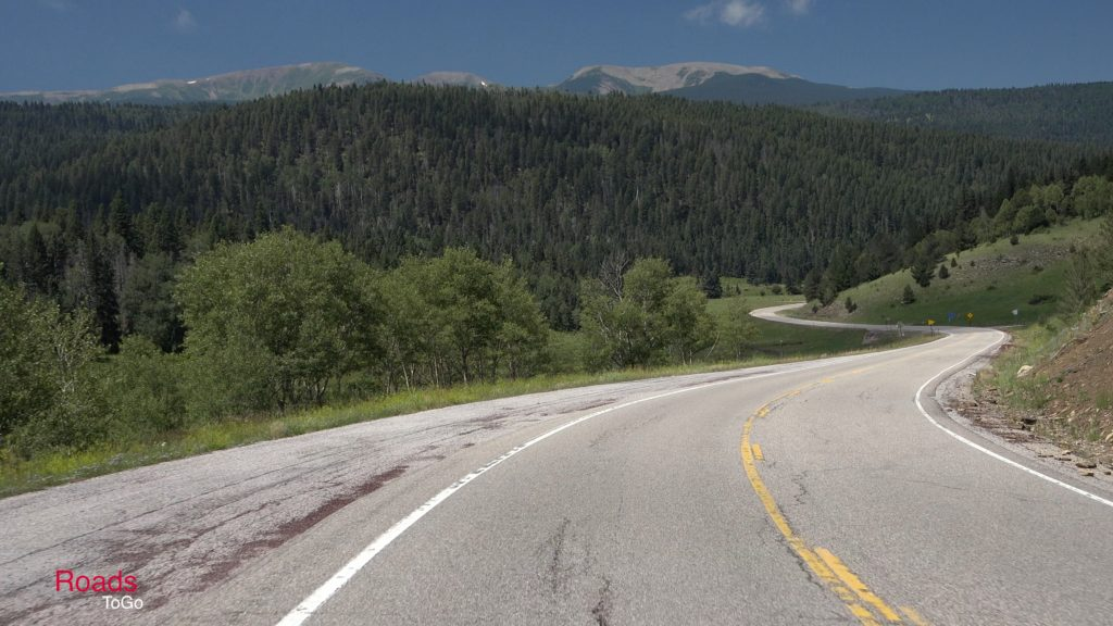 Best Driving Roads and Best Motorcycle Roads in New Mexico
