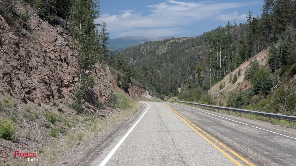 RoadsToGo Best Driving Roads - New Mexico Highway 196