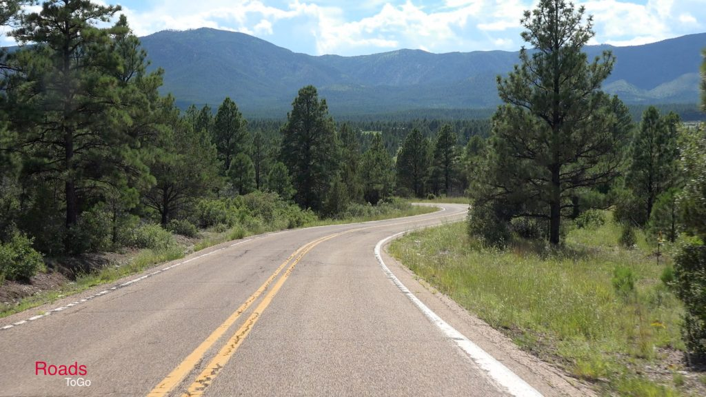 RoadsToGo Best Driving Roads - New Mexico State Highway 283 - San Geronimo Road