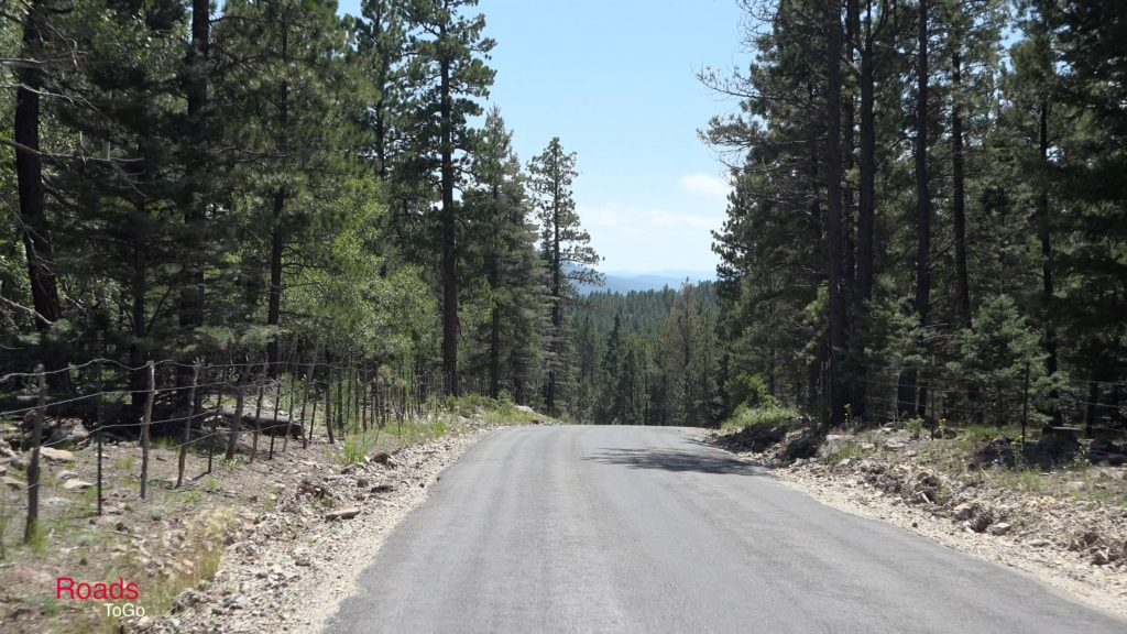 RoadsToGo Best Driving Roads - New Mexico State Highway 434 - Guadalupitc Highway