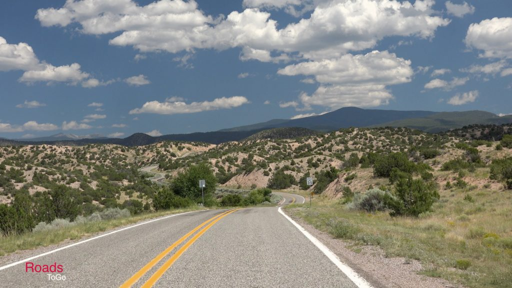 RoadsToGo Best Driving Roads - New Mexico State Highway 503 - Cundiiyo Road