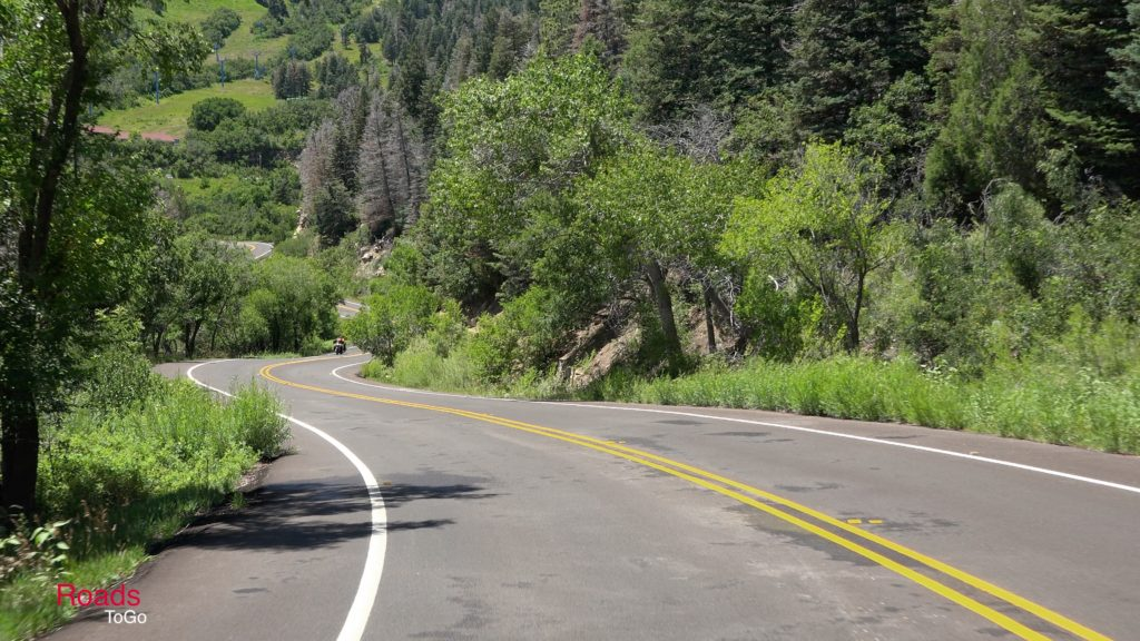 RoadsToGo Best Driving Roads - New Mexico State Highway 536 - Sandia Crest Road
