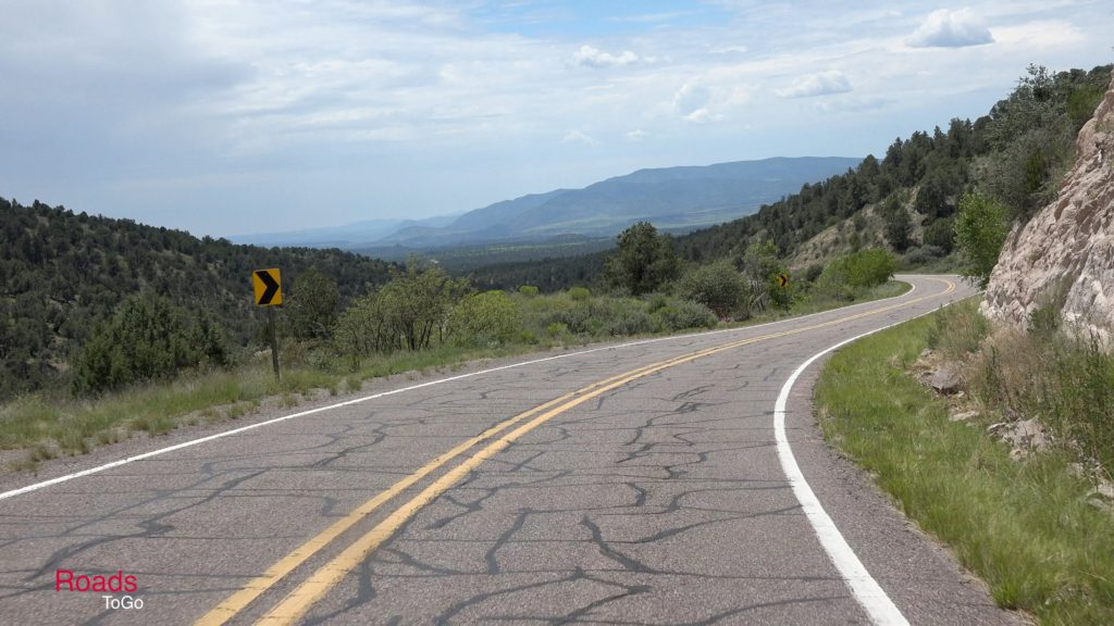 RoadsToGo Best Driving Roads - New Mexico - US Highway 180
