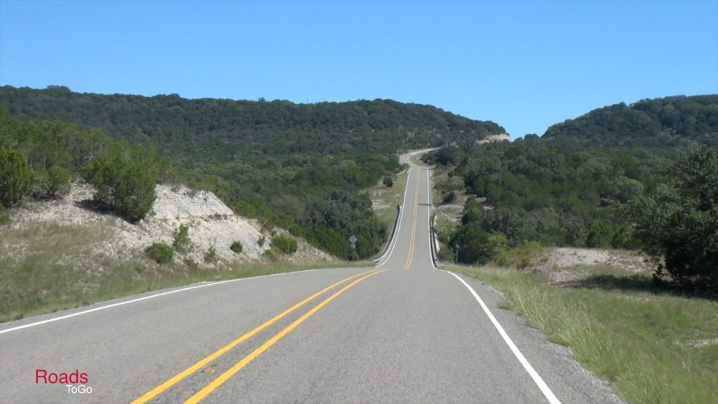 RoadsToGo Best Driving Roads and Motorcycle Roads - Farm to Market Road 1174