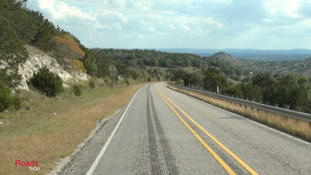 RoadsToGo Best Driving Roads and Motorcycle Roads - Ranch Road 1376