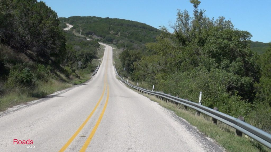 RoadsToGo Best Driving Roads and Motorcycle Roads - Ranch Road 2341