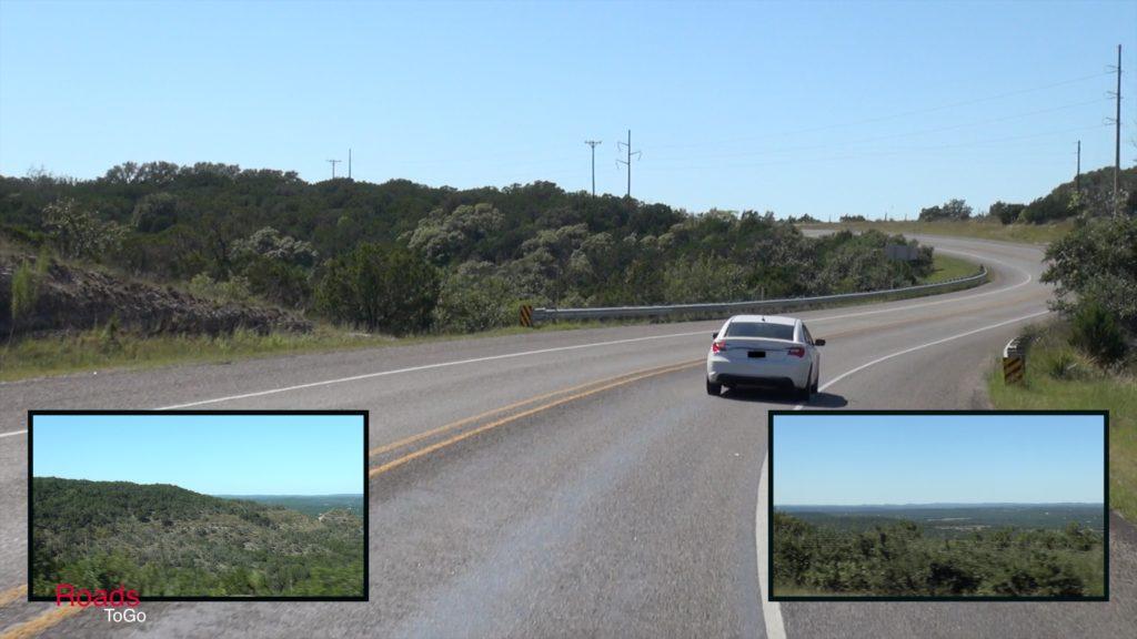 RoadsToGo Best Driving Roads and Motorcycle Roads - Ranch Road 32 - Devil's Backbone