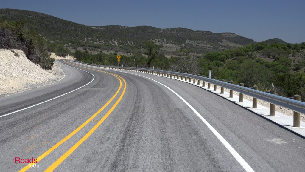 RoadsToGo Best Driving Roads and Motorcycle Roads - Farm to Market Road 1050