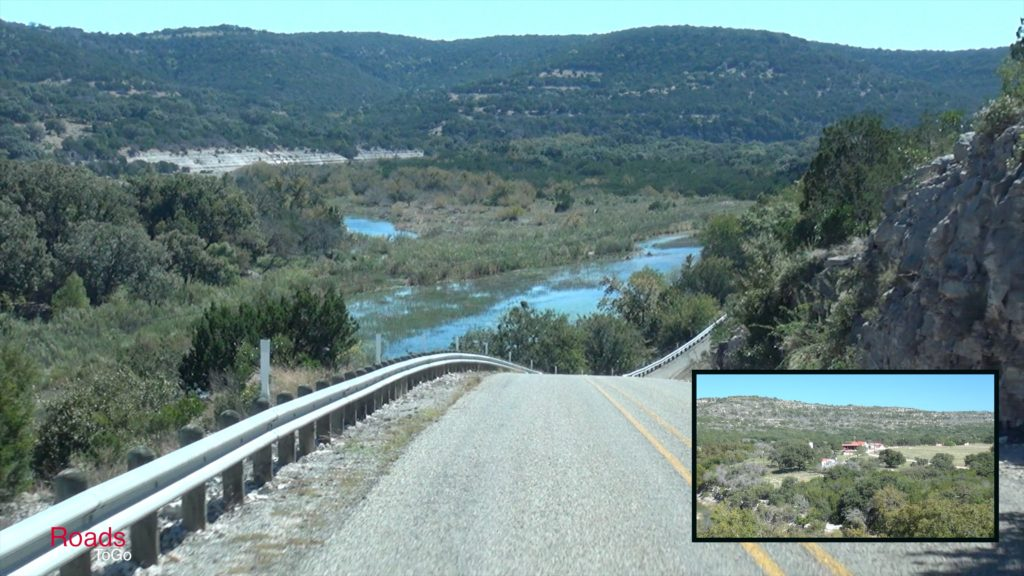 RoadsToGo Best Driving Roads and Motorcycle Roads - Ranch Road 335 - Three Twisted Sisters