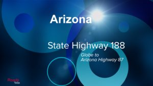 Roads ToGo - Best Driving Roads - Arizona - State Highway 188