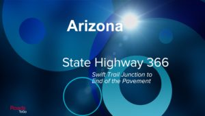 Roads ToGo - Best Driving Roads - Arizona - State Highway 366