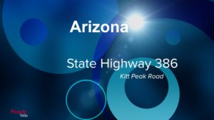 Roads ToGo - Best Driving Roads - Arizona -State Highway 386