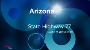 Roads ToGo - Best Driving Roads - Arizona - State Highway 77