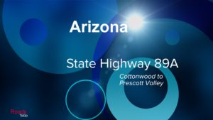 Roads ToGo - Best Driving Roads - Arizona - State Highway 89A Prescott Valley to Cottonwood