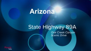 Roads ToGo - Best Driving Roads - Arizona - State Highway 89A Oak Creek Canyon Road